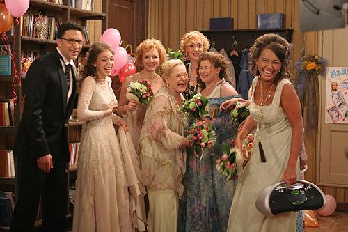 Последний счастливый брак сериал